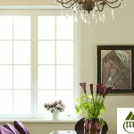 Megrame casements style window for dining room