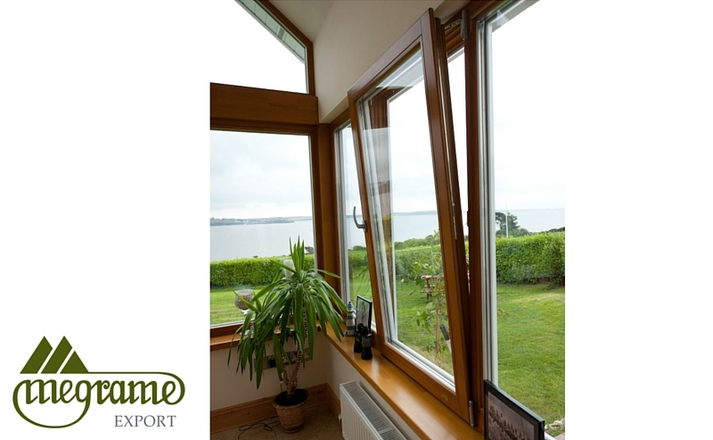 aluminium clad wood tilt and turn windows