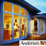 Anderson casement style windows and doors