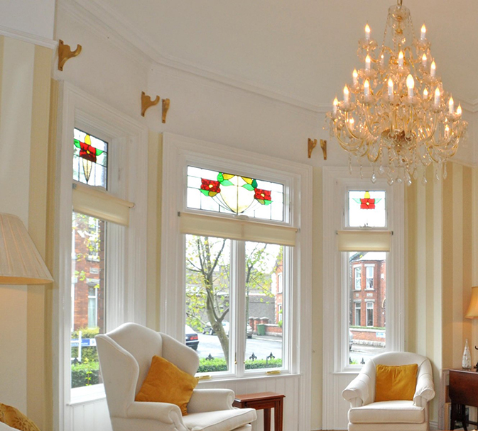 Bespoke Top Hung Casement Combination Windows