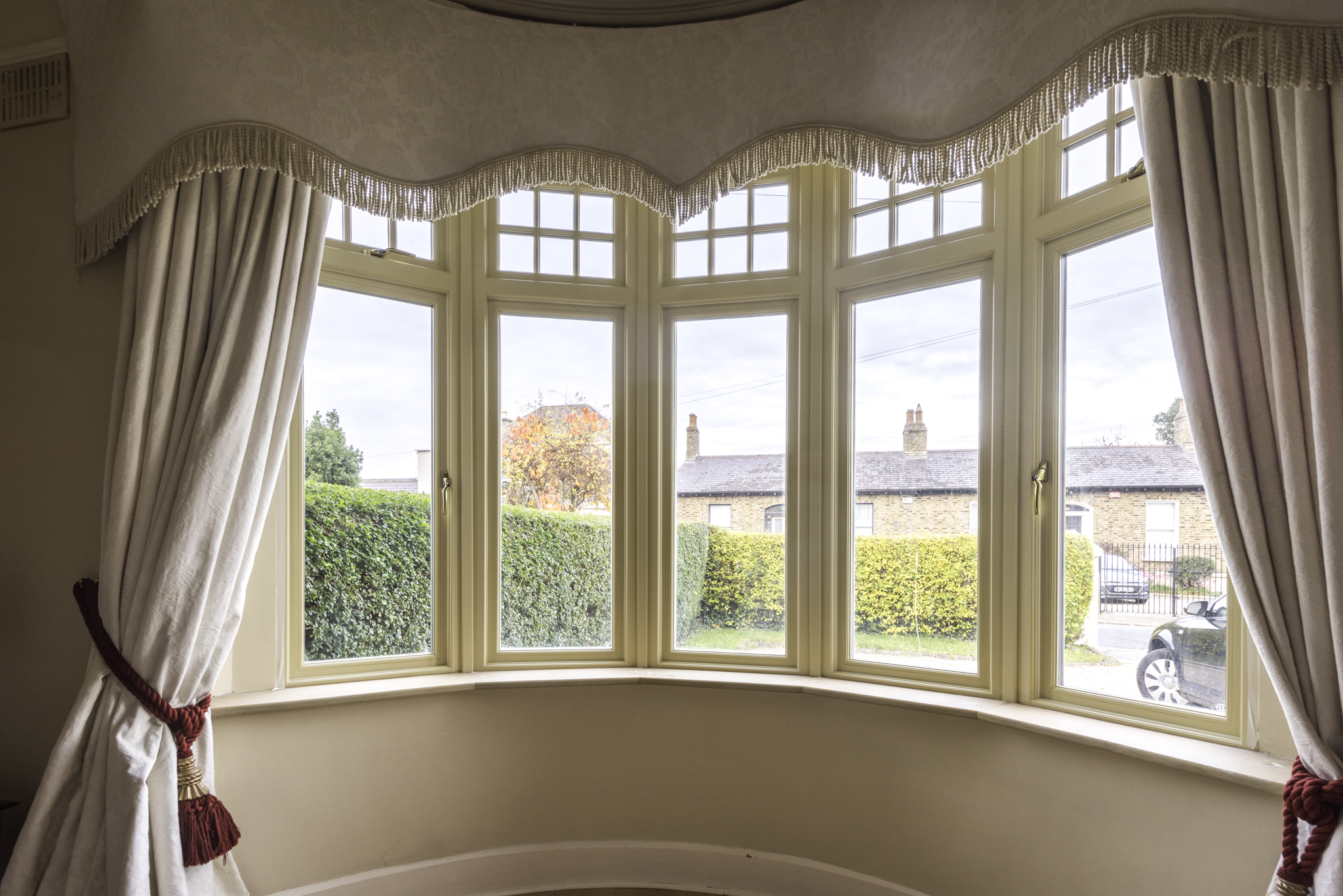 Replacement Casement Bay Window