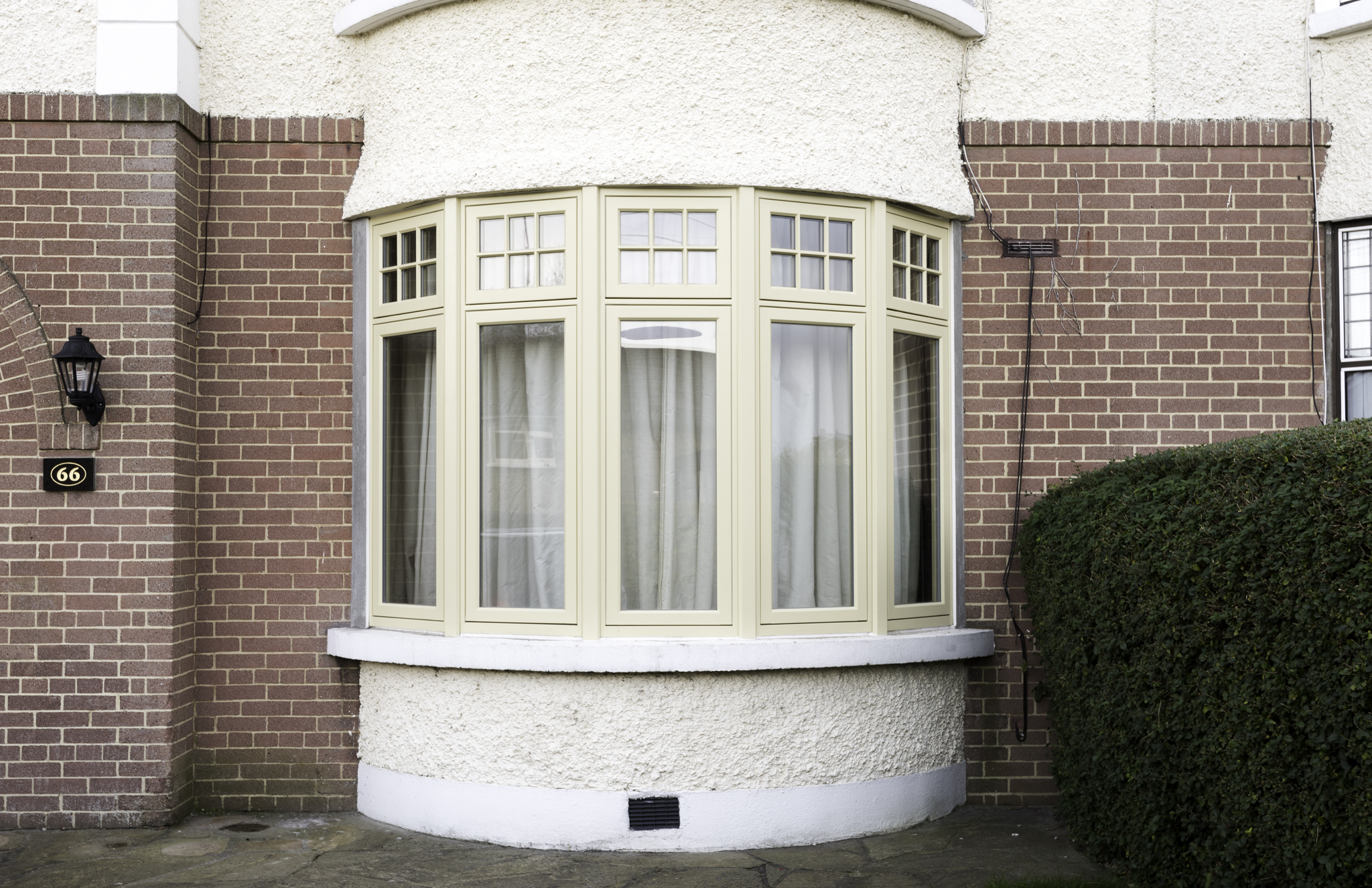 Bay Window Wood Casement