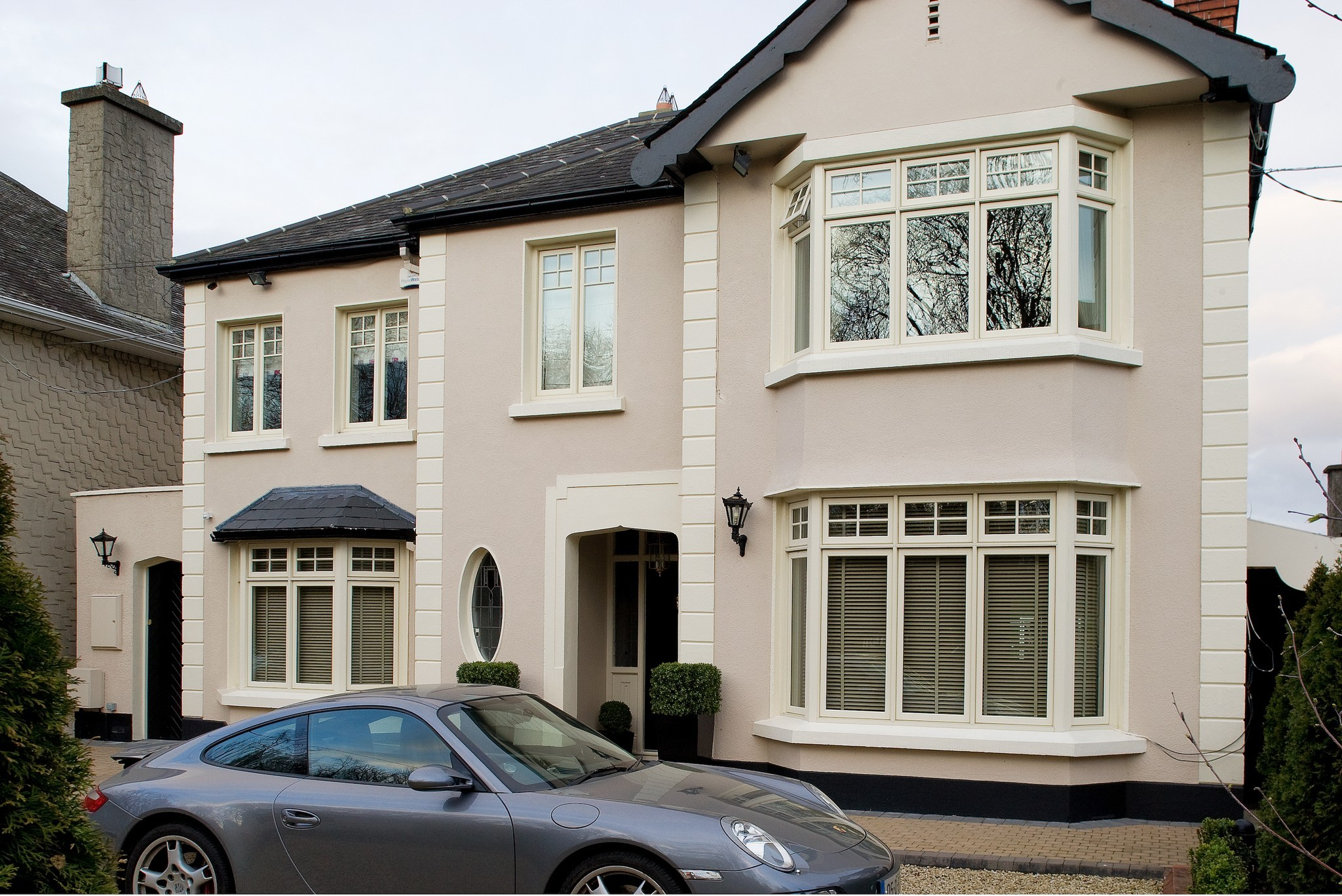Top Hung style windows
