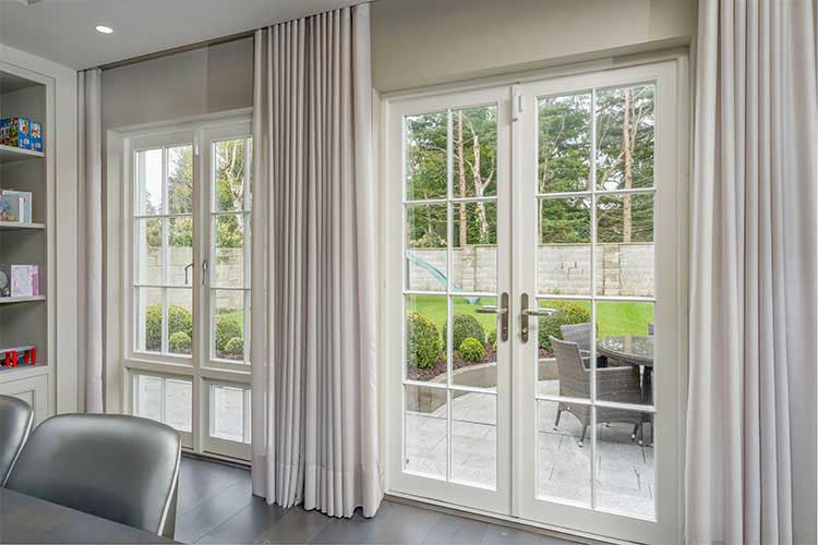 Wood-French-Doors-And-Casement-Windows-In-Castleknock