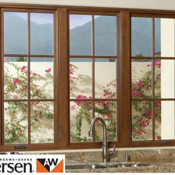 Andersen casement window