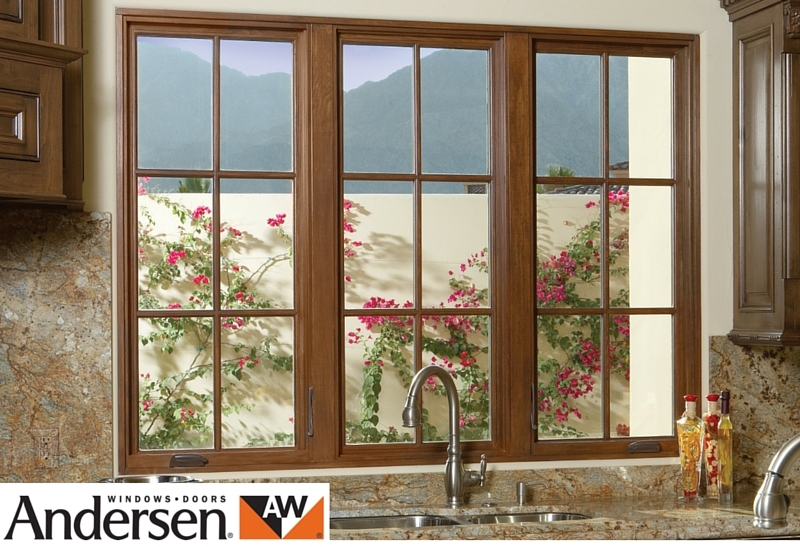 Signature Aluminium Clad Wood Casement Window Gallery