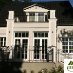 Megrame combination french door and windows