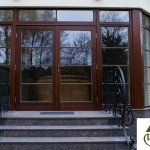 Megrame combination french door