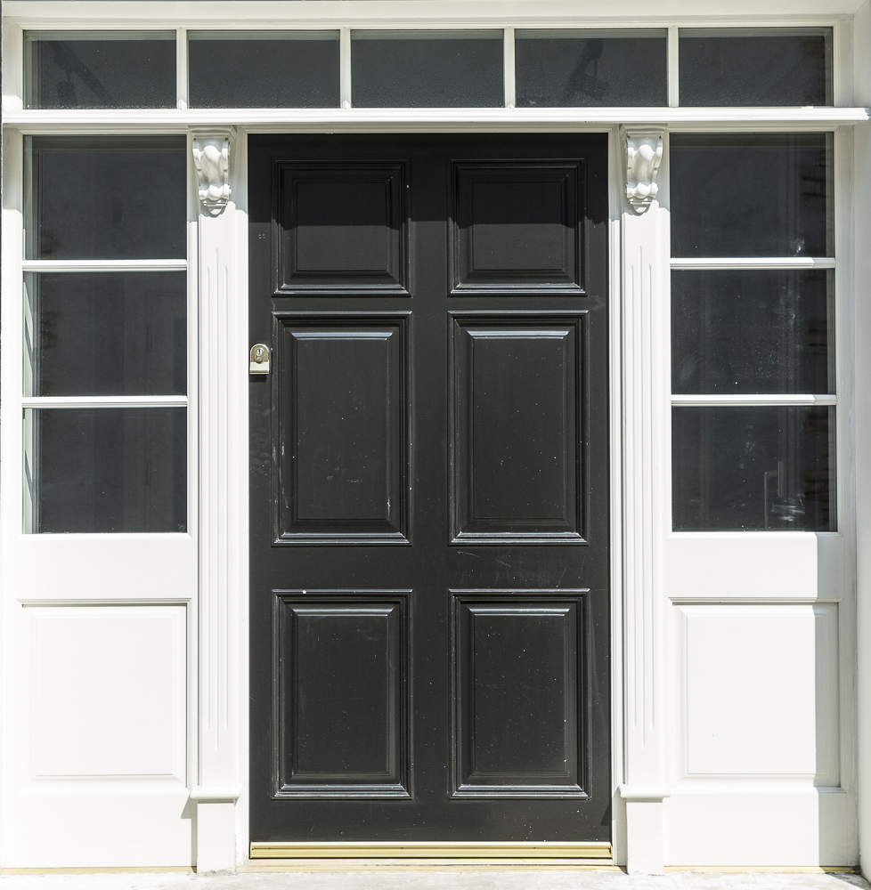 Wood Entry Door Sidelites