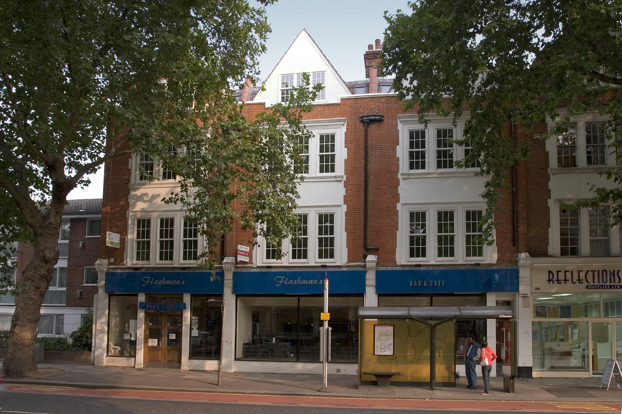 Chiswick - windows restorations
