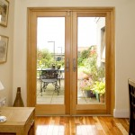 French doors for luxury summer homes