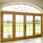 French doors for custom size