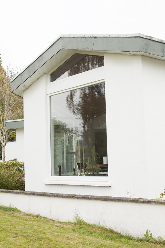 Alu clad Fixed Shaped Window