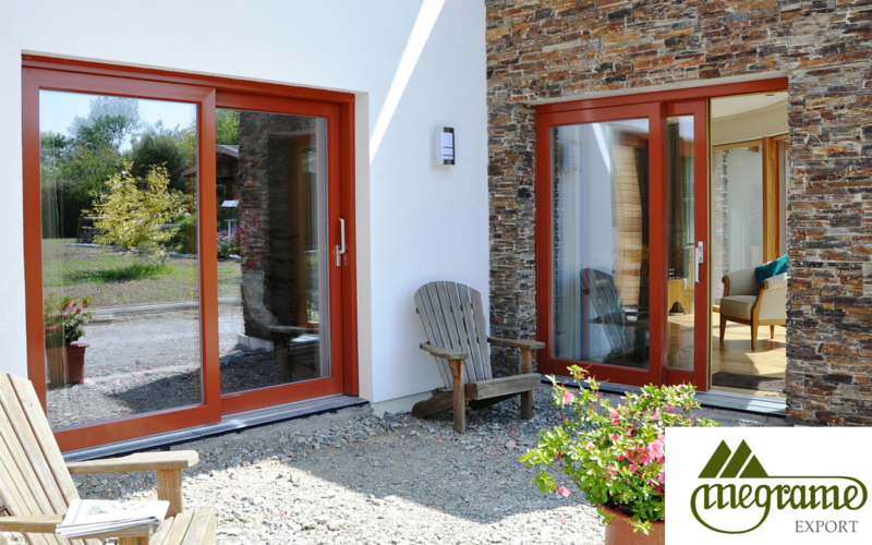 Megrame french door