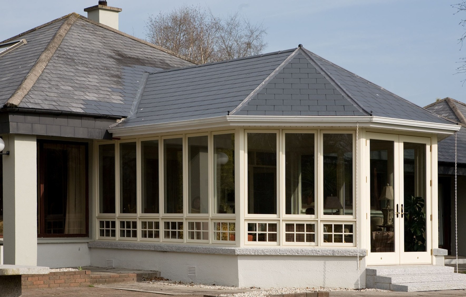 Wicklow Sunroom Extension External