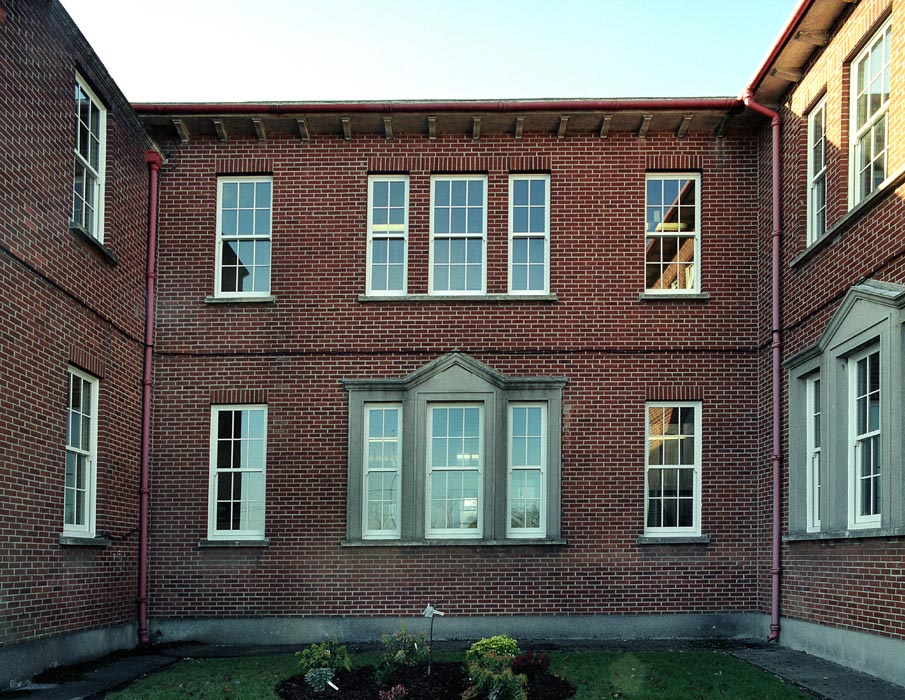 Sliding Sash Windows with Alu-clad