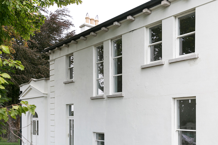 Bespoke Sliding Sash Windows