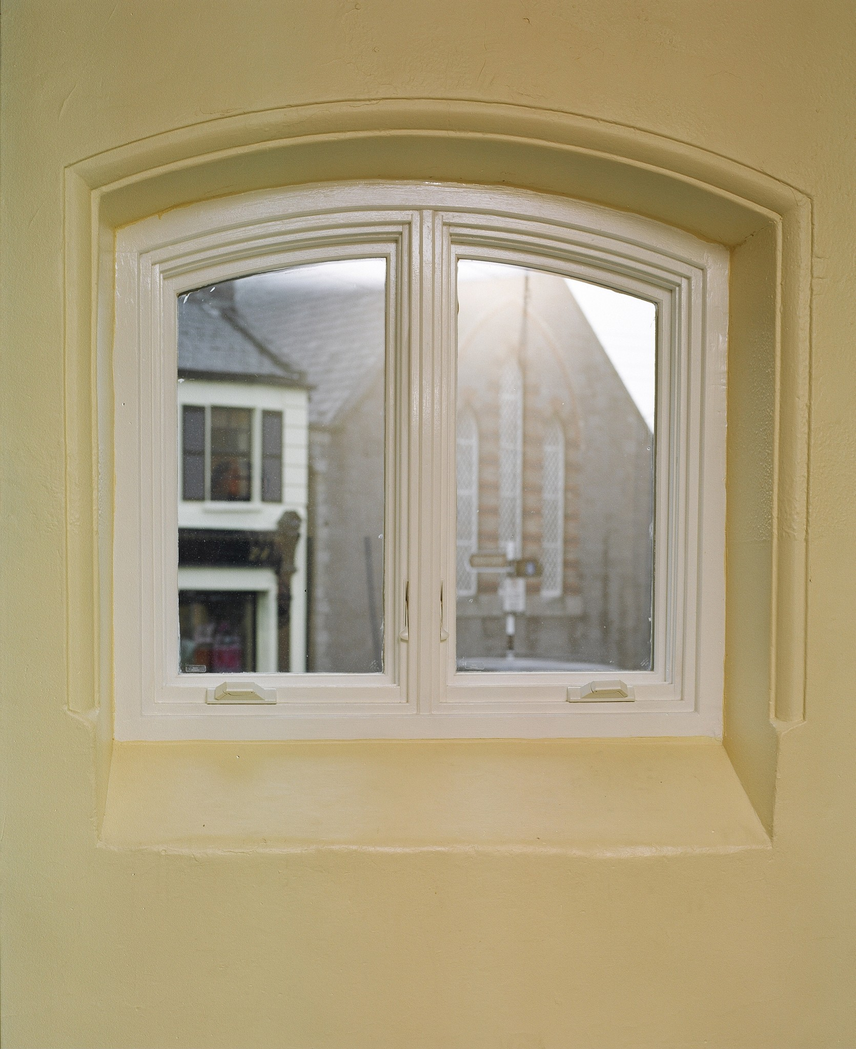 Signature Megrame Wood Casement Window Signature