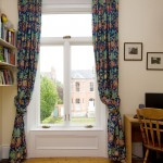 Casement style window for study room
