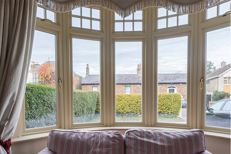 Finely Crafted Wood Casement Windows