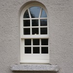 Sliding sash window style for traditional homes