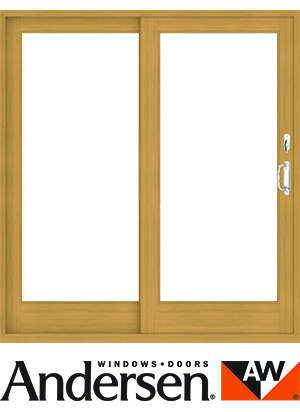 Andersen Sliding Patio Door
