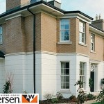 Andersen sliding sash used for bay windows