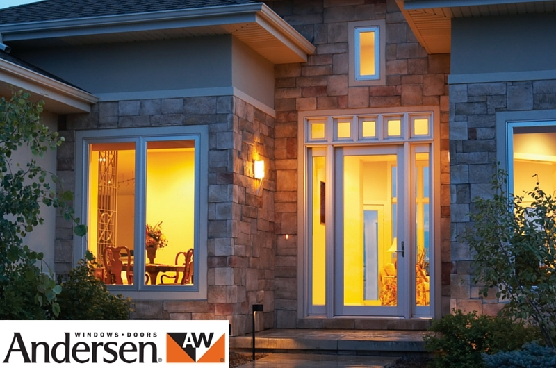 Andersen casement french door
