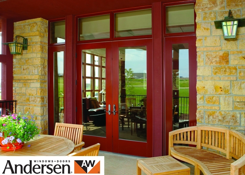 Signature Aluminium Clad Wood French Doors Gallery