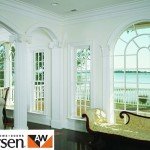 Andersen special shaped window