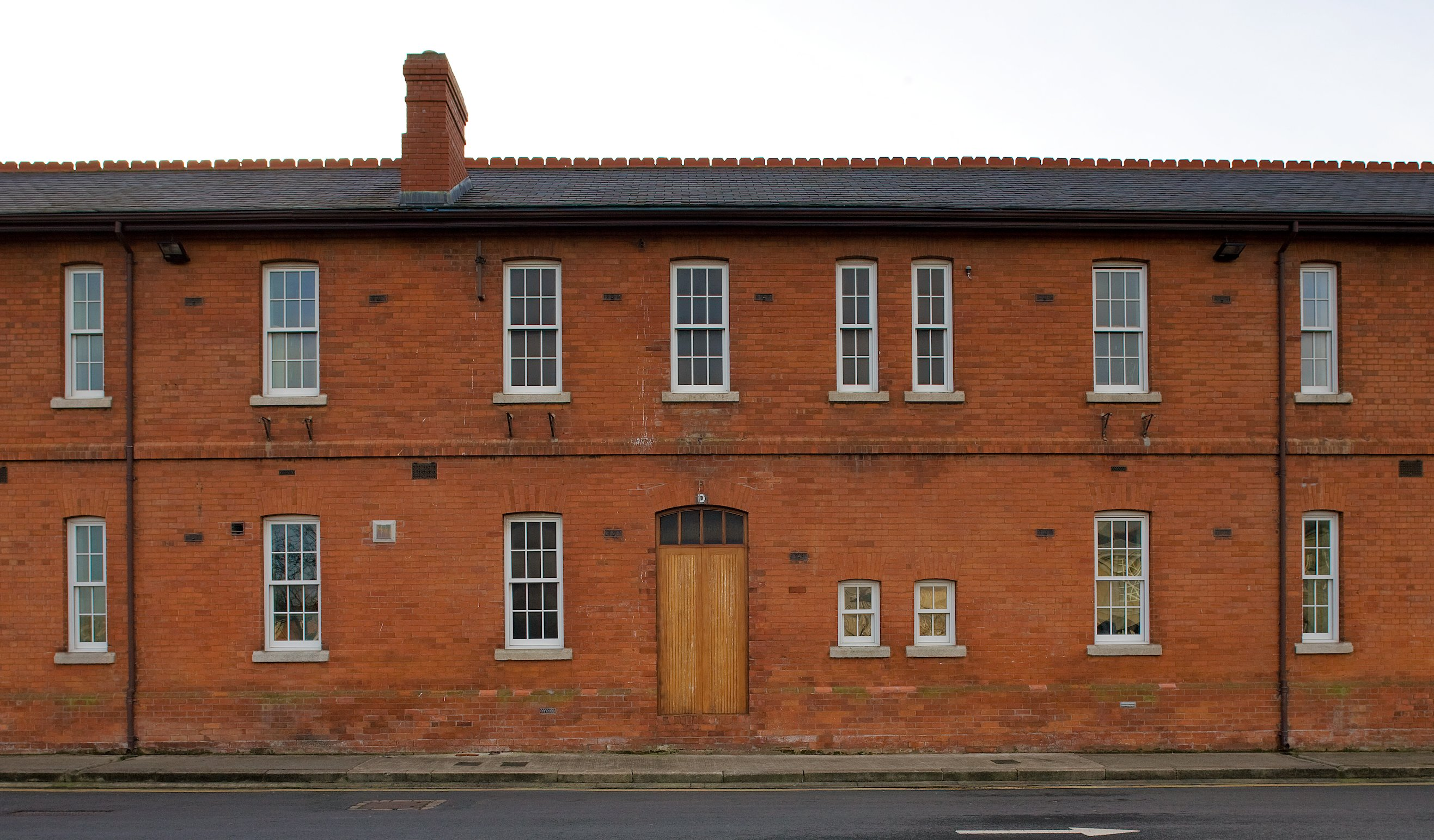 Conservation sliding sash for historical buildings