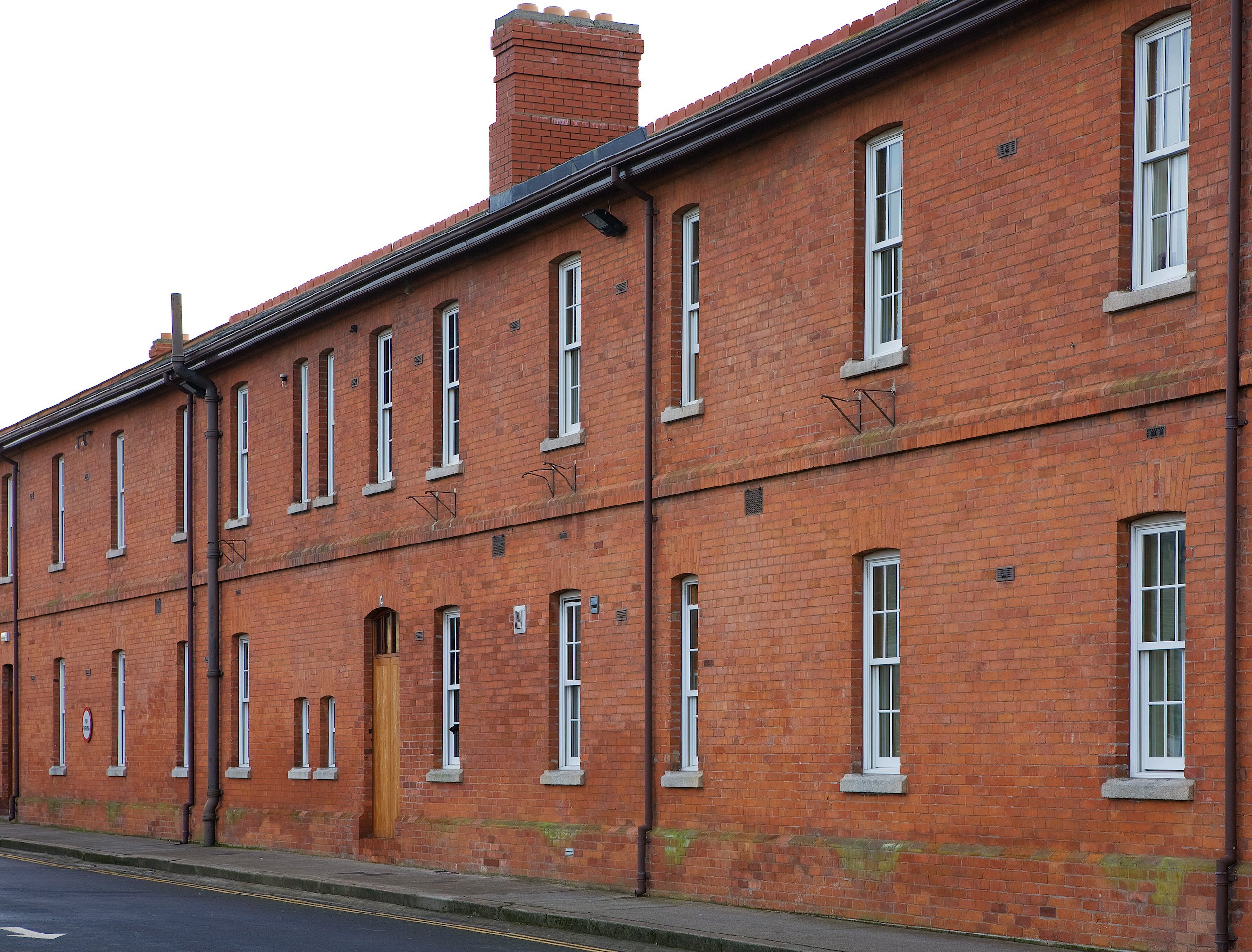 Conservations style sash windows