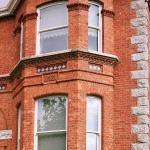 Sliding sash windows in luxury homes