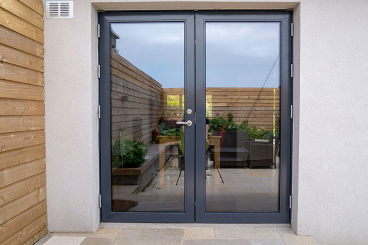 Aluclad Double French Door