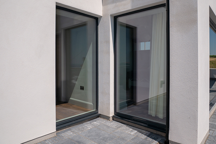 Slimline Fixed Windows