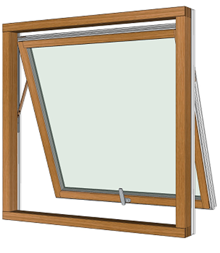 Top Guided Window