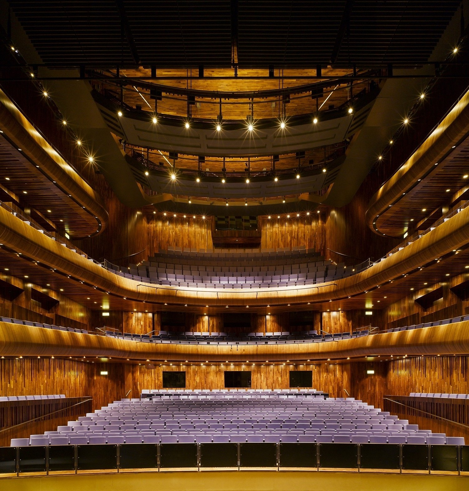 Wexford Opera House Auditorium