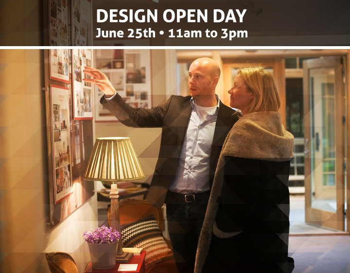 Design Open Day June 2016