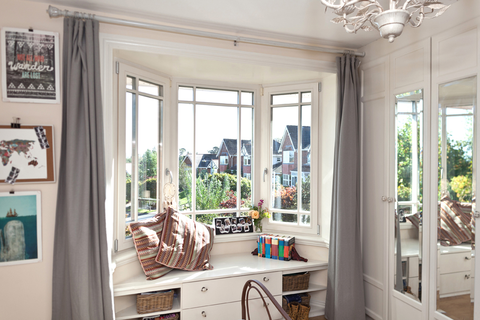 Bedroom Bay Window
