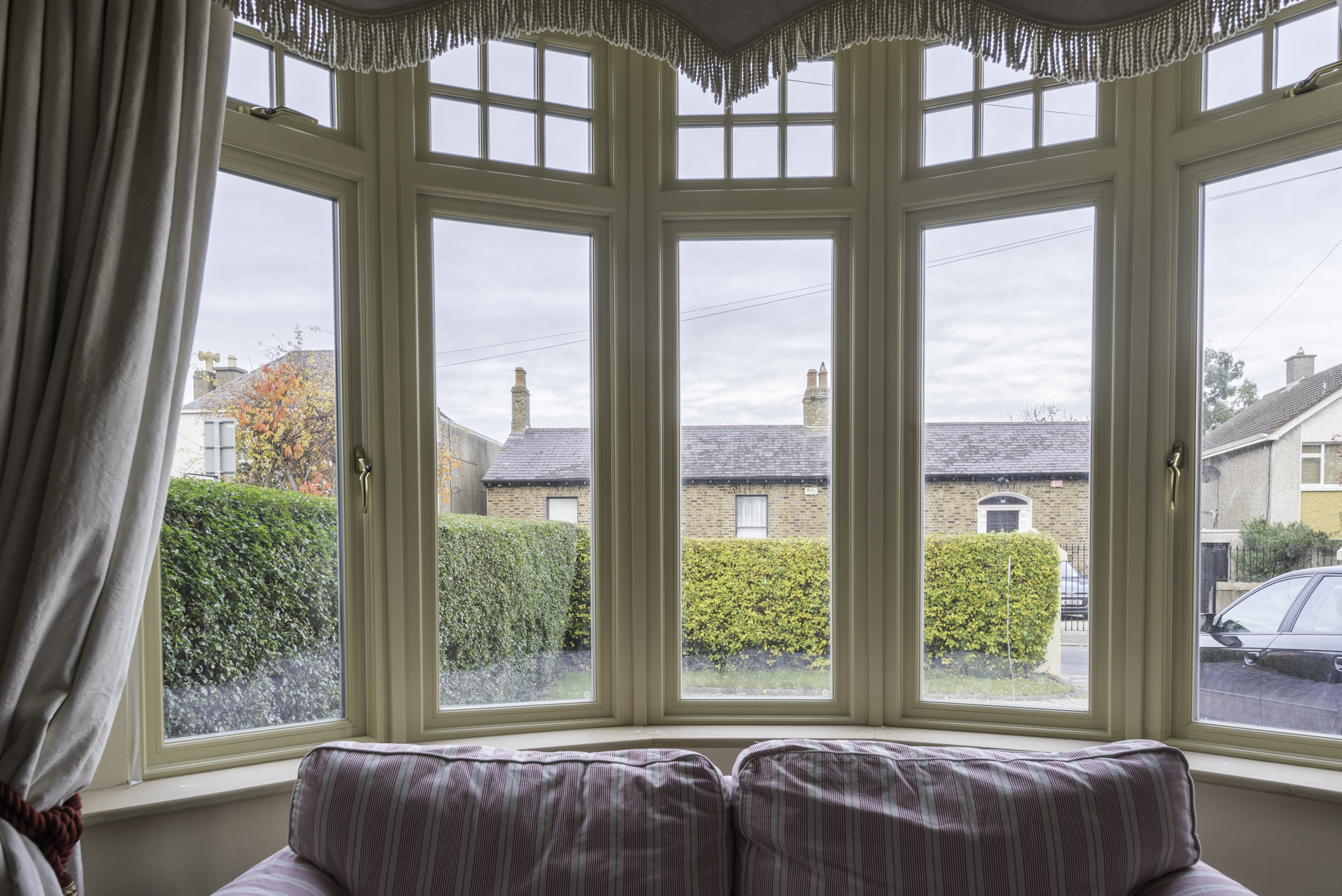 Interior Wood Casement Windows
