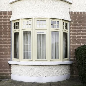 Wood Bay Windows Replacement