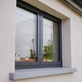 Slim Casement Window
