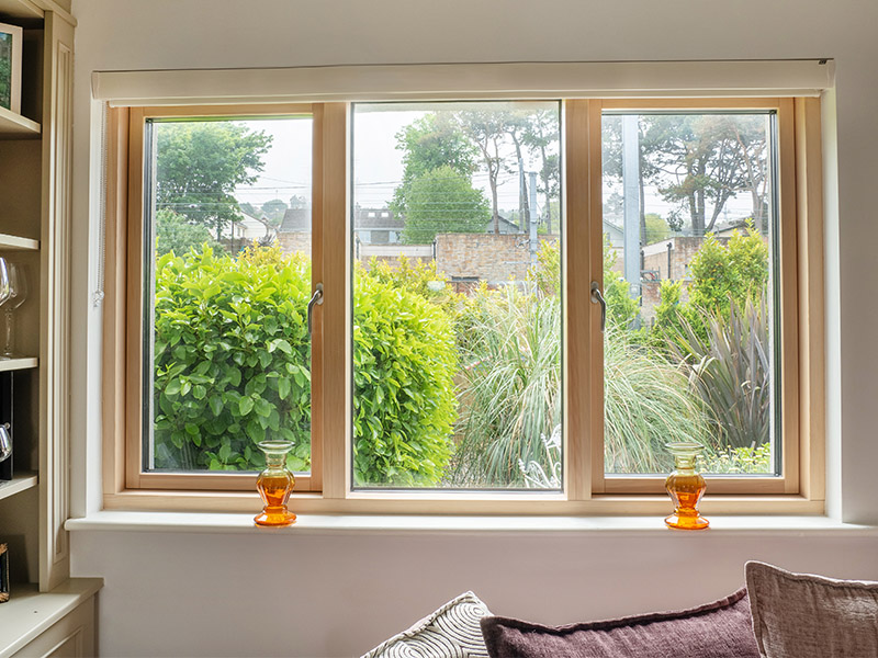 Slim Casement Windows
