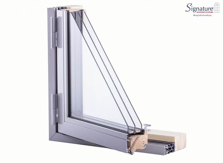 Energy Saving Triple Glazed Windows