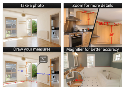 Photo Measures Construction App