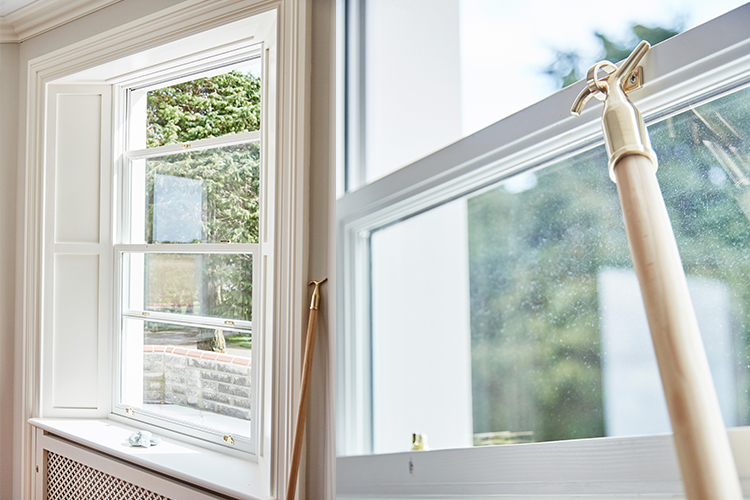 How To Open Sliding Sash Windows Picture