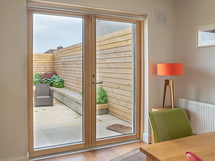 Slim AluClad French Door