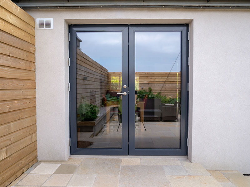 AluClad French Doors