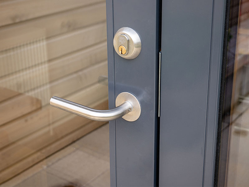 AluClad French Doors Handle