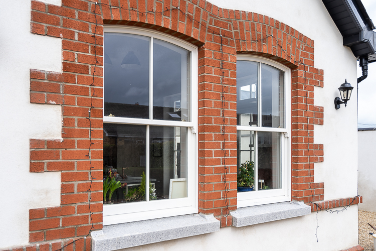 Wood Sash Windows Ireland